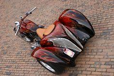 custom trikes motorcycles