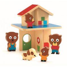 Djeco Speelhuisje Mini Home   Little Wannahaves
