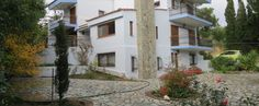 Detached house, Penteli (northen suberb of Athens), Greece