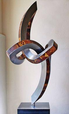 """Saatchi Art Artist Nikolaus Weiler; Sculpture, """"dynamic complex"""" #art"""