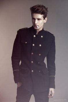 Military uniform jackets