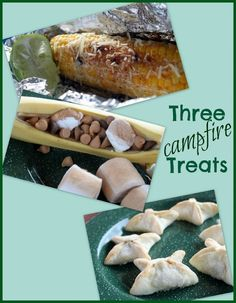 Moore Minutes: Three UNIQUE campfire summer snacks