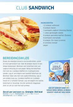 LIDL Club Sandwich