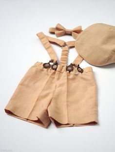 Wedding clothes for a baby boy