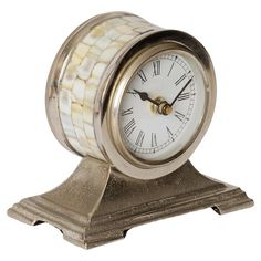 Found it at Wayfair.ca - Tenney Table Clock