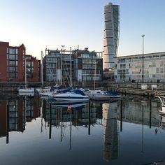 Turning Torso Reflection | por Håkan Dahlström