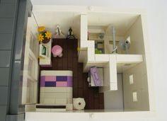 Bedroom - bathroom by kjw010
