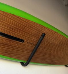 The New SUP / Paddleboard Wall Storage Rack #SUP