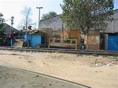 Mexico City Poverty......... Slum/Ghetto On The Edge Of Mexico City