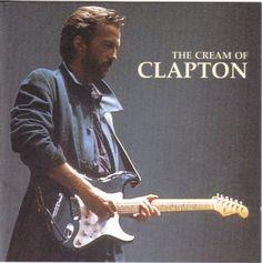 Eric Clapton--my guitar inspiration