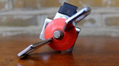 "Vintage French Metal Can / Tin Opener ""Couproul Vachette' by BeauObjet2015 on Etsy"