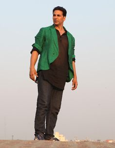 """Shooting for action-comedy """"Boss"""" was almost like going down memory lane for Bollywood's 'khiladi' Akshay Kumar as he shot a major part of the movie in Bangkok and Delhi - two important cities in his life's journey."""