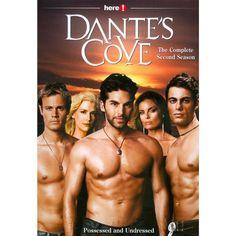 Dante's Cove: The Complete Second Season