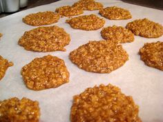 EASY No Bake Oatmeal Cookies!!!  Great to do with kids in the kitchen :)
