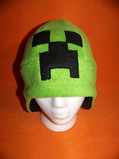 Creeper Hat!