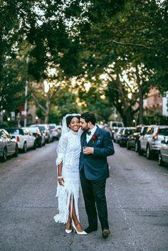 Brian Reed & Solange Franklin's beautiful wedding.