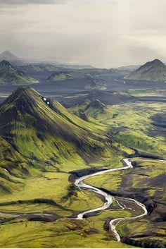 Iceland - beautiful!