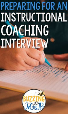 Preparing For An Instructional Coaching Interview Quotes Leadership Educational