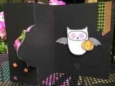 Close to my Heart August Stamp of the Month Blog Hop: What a Hoot | The Brae-er