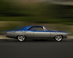 67' Chevy Chevelle ~ Now That's Hot!