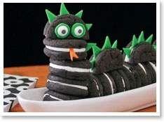 Halloween Recipe: Black Magic Dragon - Kaboose.com