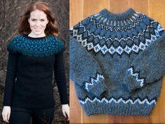 Лопапейса или исландский свитер является стилем свитера, который возник в середине двадцатого века, когда импорт иностранных товаров вытеснил исландские народные товары. Чтобы использовать отечественную шерсть, была придуамана лопапейса