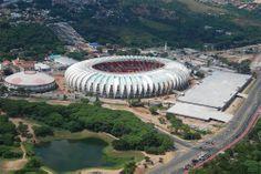 Estádio Beira-Rio – Porto Alegre | The Football Column