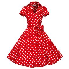 Cheap 50s dress, Buy Quality 50s style dress directly from China dress women Suppliers: Audrey Hepburn style vintage V-neck belt blow big swing robe dress women casual rockabilly party 50s dresses vestidos female