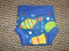 Fleece pocket trainer tutorial - Cloth Diaper Sewing 101 - BabyCenter