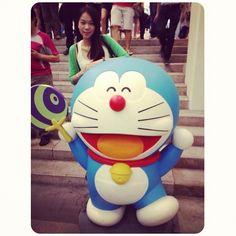 叮噹ar,誰都喜歡您 #hongkong  #doraemon  #100 #hkig #hkigers #叮噹 - @rella_li   Webstagram
