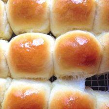 Golden Pull-Apart Butter Buns: King Arthur Flour