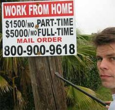 """Herbalife is responsible for many of those """"Work from Home"""" schemes you see offline and online."""