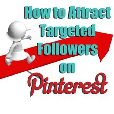 Leverage this 4-part #Pinterest marketing strategy to attract targeted followers.
