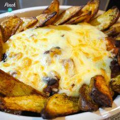 Syn Free Chilli Cheesy Nachos | Slimming World