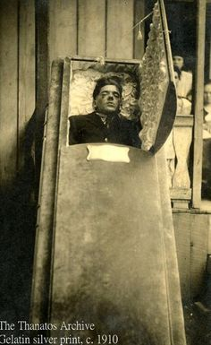 post mortem photography of a young