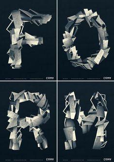 COMA Design for GREG LYNN FORM exhibition