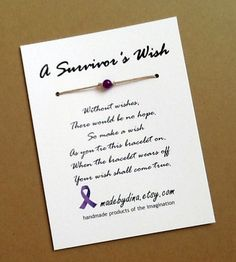 Relay for Life Survivor Tent Ideas   Great Relay for Life Survivor Gift