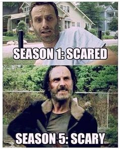 omg so true, rick, why do u have to be murdering ppl and stuff lol sorry for a spoiler there