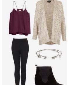 Comfy outfit for back to school!