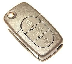 3 Oval Buttons Remote Folding Key Flip Shell Case For VW Volkswagen Beetle Jetta Passat Golf by VW. $16.99. FLIP 3 Oval Button REMOTE KEY SHELL CASE For VW Volkswagen Old Model   Features:  Details:Replacement Fob remote case   weight:46g  size:6.7x3.4x1.7cm  Description:  3 Buttons (Lock/Unlock/truck)  VW LOGO on the back of the key case.  Please note: NO interior (remote/electronics/transponder chips) unit inside   Works With: 3 buttons   * 1998-2001 BEETLE JETTA P...