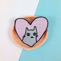 Patch is Cool 1 - Pink Vanilla