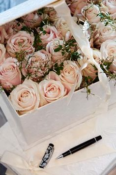 I love pink and roses...these are beautiful!