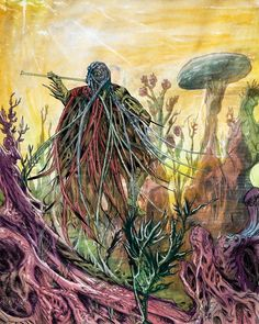 """The Wraith of Ekklesia""  by Will Shanklin Visit: http://ss1.us/a/T0eak6K2"