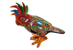 Cockatoo Talavera Pottery