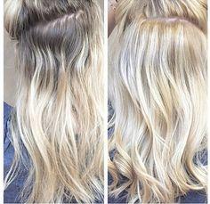 Base bump Hair Reference, Grow Hair, Bump, Hair Ideas, Hair Color, Hairstyles, Long Hair Styles, Beauty, Fashion
