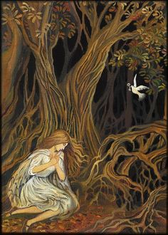 The Key Brothers Grimm Fairy Tale Goddess