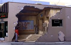 3D painting by John Pugh, California, USA