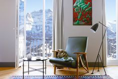 Win a holiday for two in the beautiful Alpine region of Adelboden, courtesy of Parkhotel Bellevue & Spa Adelboden, SWISS and Swiss Travel System Source: Win a four-night holiday to Adelboden Adelboden, Design Hotel, Das Hotel, Hotel Spa, Hotel Bellevue, Win A Holiday, Hotel Meeting, White Building, Minimalist Interior