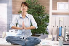 Zen out your cube: Feng shui at work Feng Shui At Work, Feng Shui Your Office, Zen Office, Office Ideas, Stress And Anxiety, Work Stress, Asian Decor, Visual Communication, Stress Management