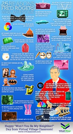 25 Reasons Fred Rogers Was Awesome